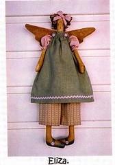Eliza/RETIRADO DA NET (flavia_sm1963) Tags: boneca tilda anjinha