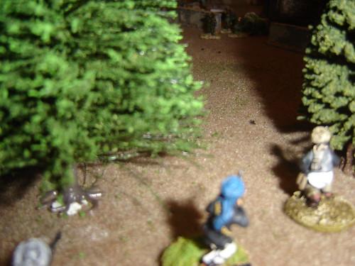 Final ambush
