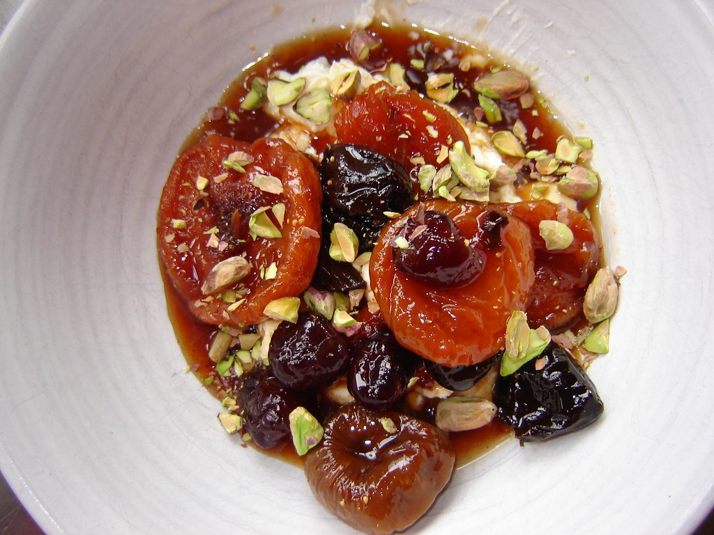 Dried Fruit Compote 4