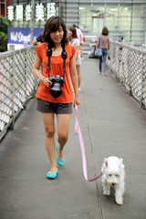 Taipei, City - Betty (chloe Q) Tags: portrait downtown taiwan 101 taipei  shinyi
