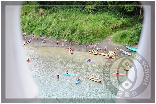 20100722台積電獨木舟體驗活動221