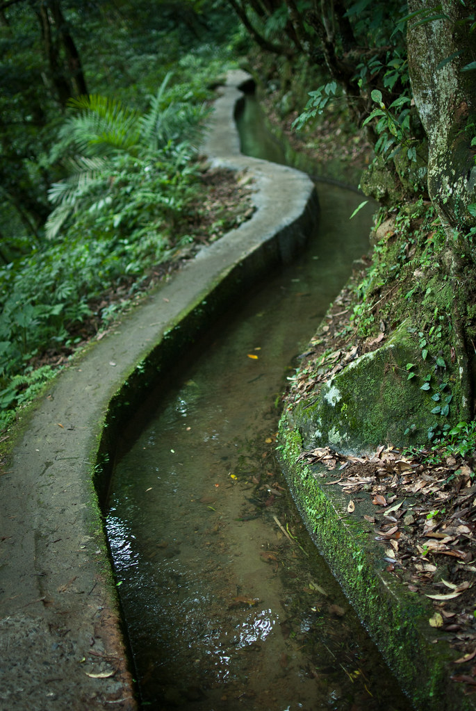 傳說中的水源路