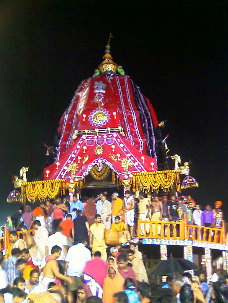 Ratha Yatra -Puri
