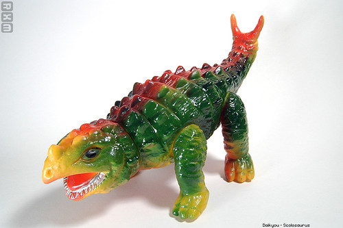 Daikyou - Scolosaurus