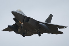 06-4113 - 4113 - US Air Force - Lockheed Martin F-22A Raptor - 100725 - Lakenheath - Steven Gray - IMG_7992