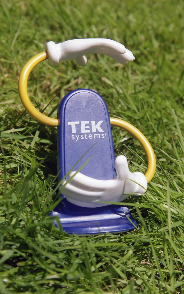 Day 194/365 - The Tek Systems Safety Dance