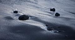 Beach (Thomas Suurland) Tags: beach iceland sand 2007 lavastone suurland thomassuurland