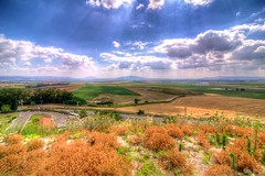 Field of the Last Days (evantravers) Tags: trip travel middleeast armageddon megiddo