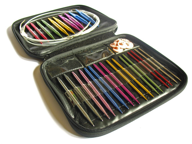 Boye needlemaster knitting needle set