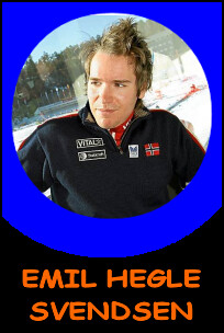 Pictures of Emil Hegle Svendsen