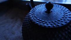 DSC00144r (Zamboni.) Tags: blue iron kettle nex5 sel16f28