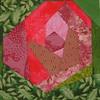 Sarah's Rose Block #2