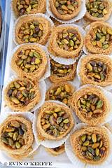 Baklava Nests (FreckledPast) Tags: dessert pistachio sweets baklava afters evinokeeffe