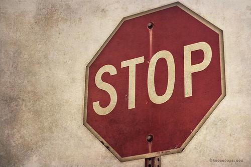 STOP! 213/365