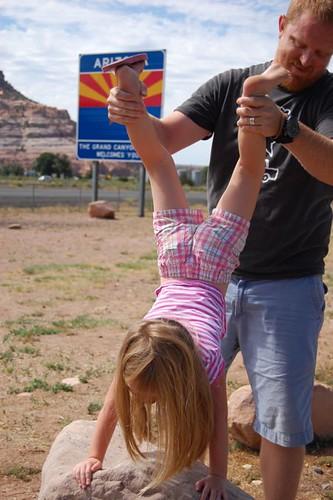 emma's handstand