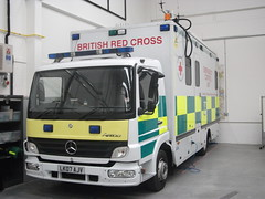 British Red Cross / MERCEDES ATEGO 815L Emergency Control Vehicle/ RL101 / LK07AJV (Trojan631) Tags: las blue coastguard west london art ford dogs geotagged fire sussex volvo airport interesting brighton traffic pov south 911 police surrey ambulance led east explore nhs transit brc terrorism dna operations service emergency incident paramedic 112 v50 gatwick scania 2012 999 crawley taser fordfocus v70 firerescue lgw so19 rpu 2011 constabulary policing britishredcross arv publicorder s44 rrv wsfrs majax co19 rapidresponsevehicle secamb metpol suspol esfrs trojan631 majorincidentrapid responseroads