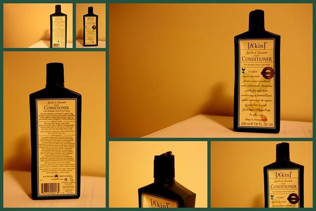 A'kin Hair Care: Jojoba & Lavender Conditioner