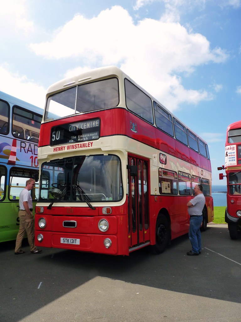 Plymouth Citybus 131 STK131T PCTPG
