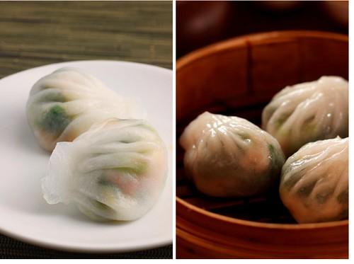 Dumpling Collage