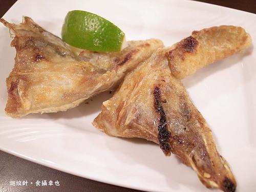 和幸日本料理烤魚下巴