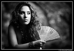 mariko (Ilko Allexandroff (a.k.a. sir_sky)) Tags: light portrait people bw woman white black slr art girl fashion umbrella canon dark hair photography google interesting glamour women emotion bokeh good feminine awesome flash august explore more most kobe portraiture mostinteresting osaka dslr     naniwa ilko 50d   strobist canon50d   beautyshoots allexandroff   imghp