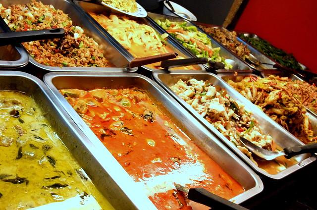 Patpong Mixed Rice Hawker