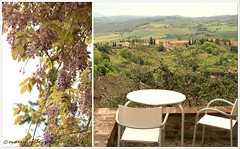 With a White Wine... (mariekefotografeert) Tags: italy italia hips tuscany moment toscane italie mariekefotografeert sfeertje project366
