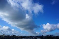 夏の雲には物語がある