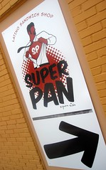 super pan - super pan man