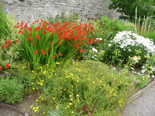 Colourful Garden at Blair Castle