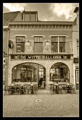 De Witte Ballons, Lijnmarkt Utrecht