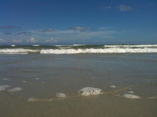 Beautiful Beach at Hilton Head, SC