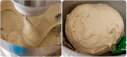 欧蕾面包 au lait bread 1