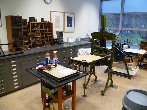 Otago Uni Print room 1