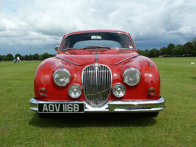 1964 Jaguar Mark X Automatic related infomation,specifications - WeiLi Automotive Network