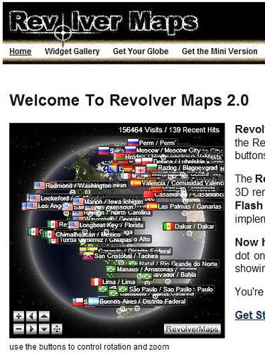 revolvermaps.com