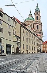 "Prague Street • <a style=""font-size:0.8em;"" href=""http://www.flickr.com/photos/45090765@N05/4866447326/"" target=""_blank"">View on Flickr</a>"