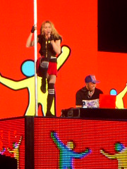 Material girl II (WAIT!..) Tags: barcelona madonna materialgirl stickysweettour