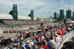 DSC02161 - Main Grandstand, Honda Indy Toronto