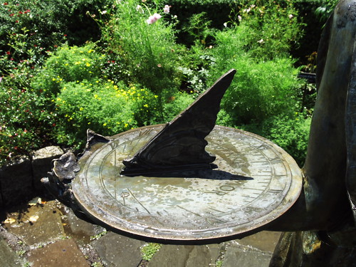 Brooklyn Botanical Garden Sun Dial