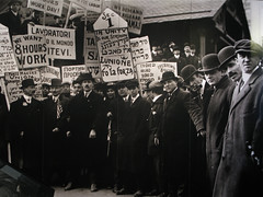 Clothing workers' strike, 1913