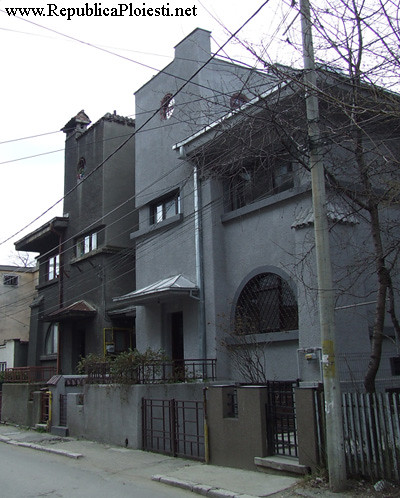 Art Deco in Ploiesti - Case pe strada Teleajan