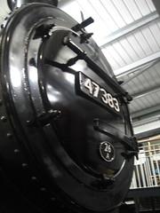 Smokebox (Timitrius) Tags: railroad train diesel rail railway steam locomotive severnvalleyrailway kidderminster smokebox