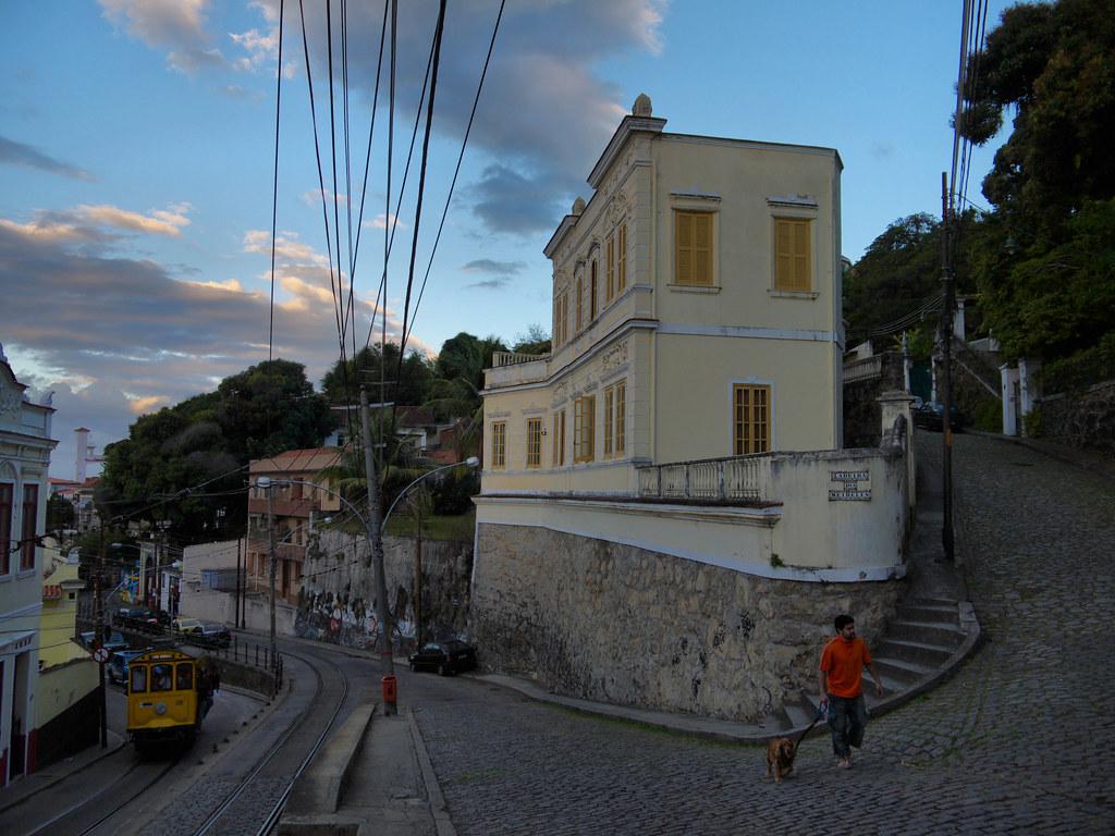 ~ Santa Tereza and the Trolley ~