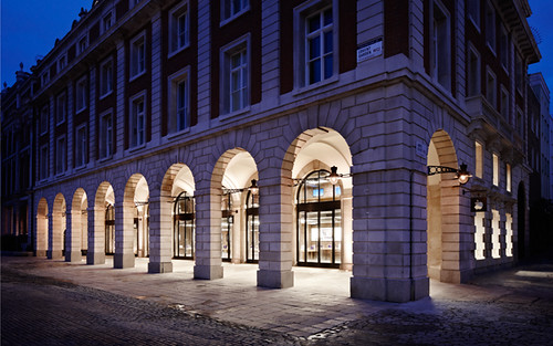 Opening Apple Store Covent Garden - London