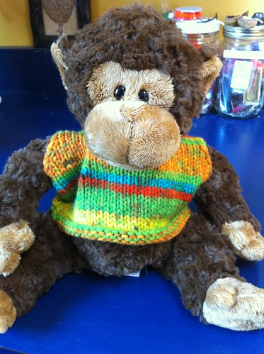 Monkey Sweater