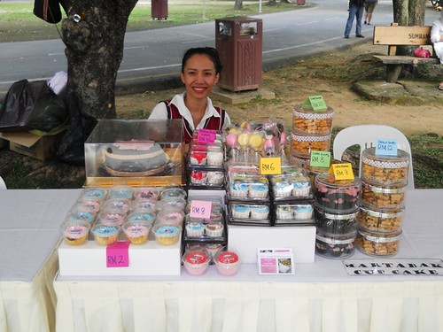 Mama Pasha - d Cuppies - 2nd bazaar in 2010