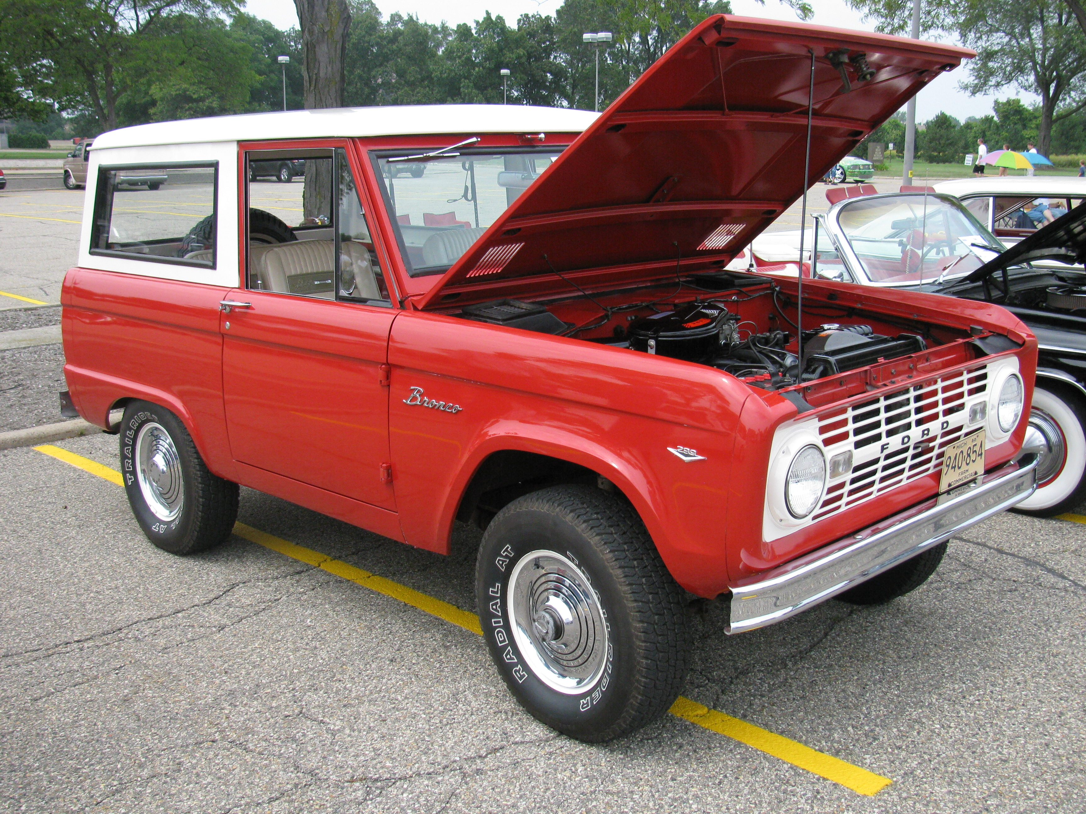 2016 Ford Bronco >> 1966 Ford Bronco Images | Pictures and Videos