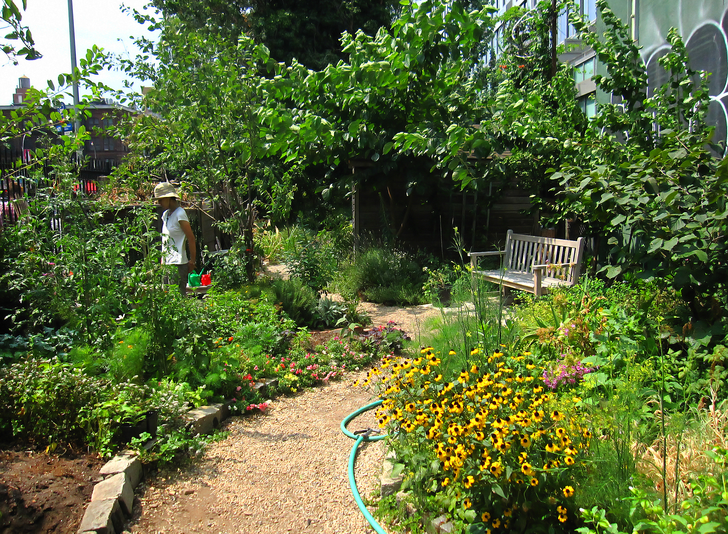Liz Christy Garden