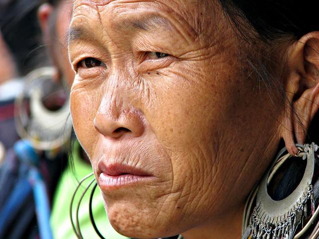 Black Hmong Woman
